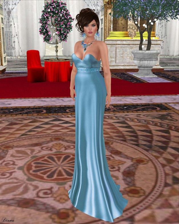 Baiastice - Victoria Dress-Cian
