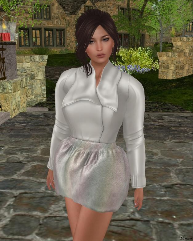 Baiastice - Riebe Jacket and Ballon Skirt
