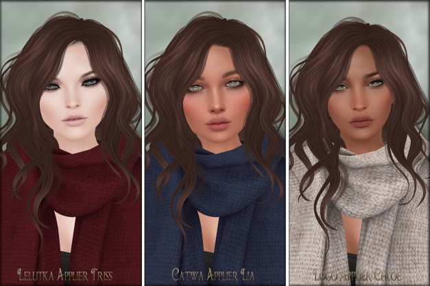 Glam Affair - Triss , Lia , Chloe