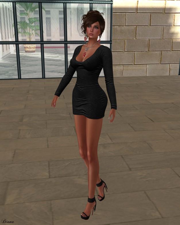 Just BECAUSE - Kismet Dress-1