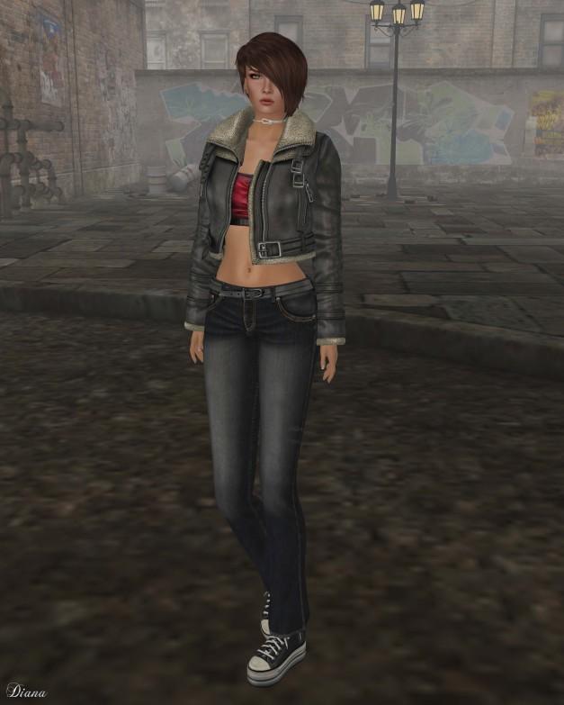 Lapointe & Bastchild - Swear Aviator Leather Jacket-1