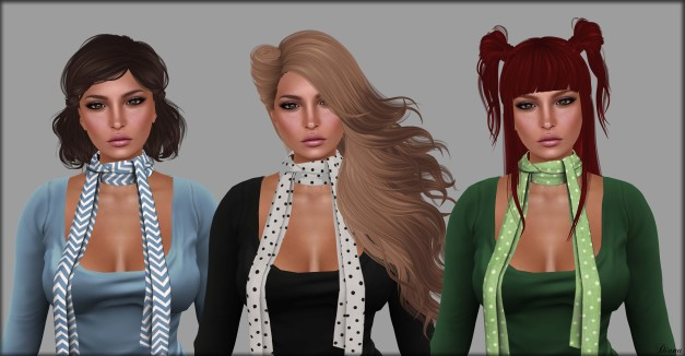 Truth - Carmela , Emeline , Kizzy