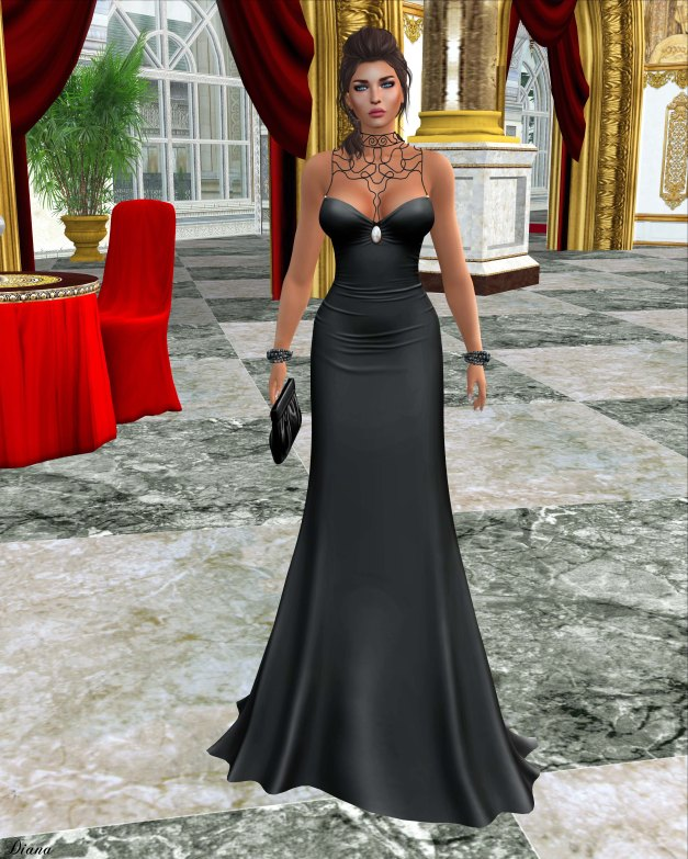 Just BECAUSE - Daria Gown