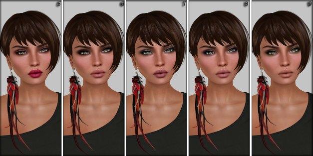 Belleza - Paige 5-9