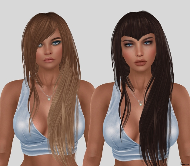 Glam Affair - Aurore and Miriam