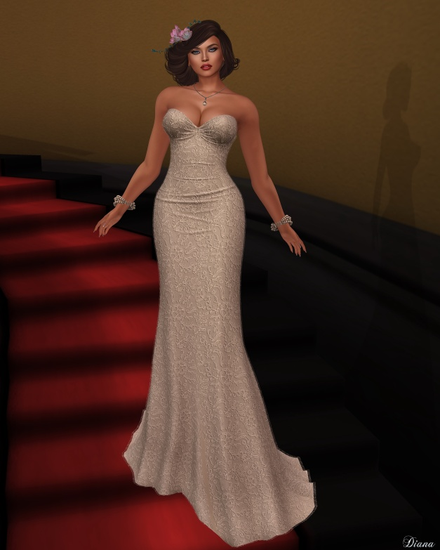 Just BECAUSE - Giselle Gown