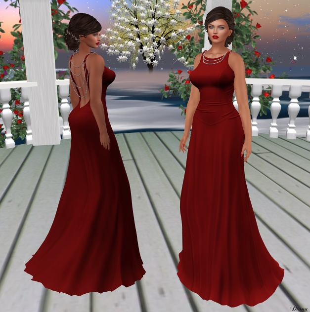 Just BECAUSE - Isabelle Gown