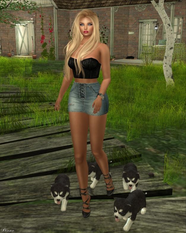RE - Demi Skirt