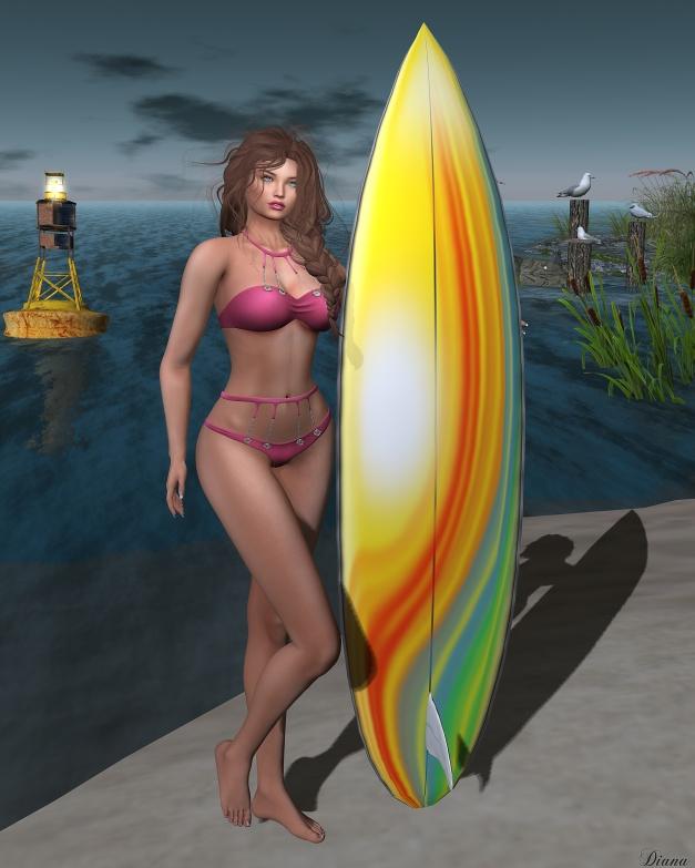 !Rebel Hope- Rio Mesh Bikini
