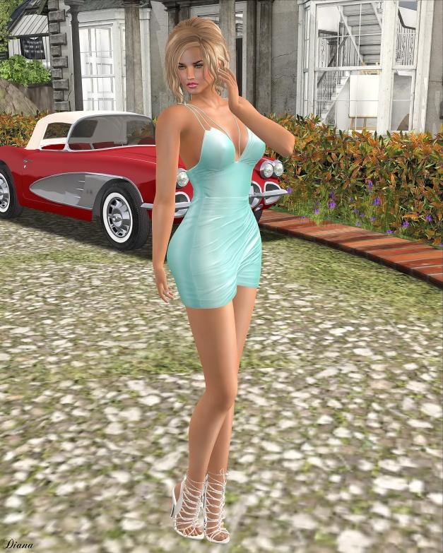 Ricielli - Yara Dress